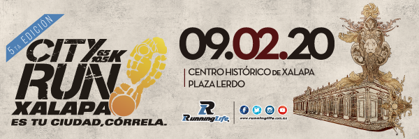 2020 City Run Xalapa